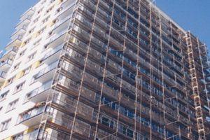 Rekonstrukce panelového domu