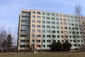 Praha 11 - revitalizace panelového domu