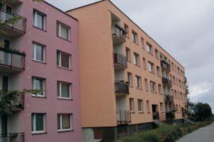 Praha 5, ulice Štěpařská 892-3/Šejbalova 888-91
