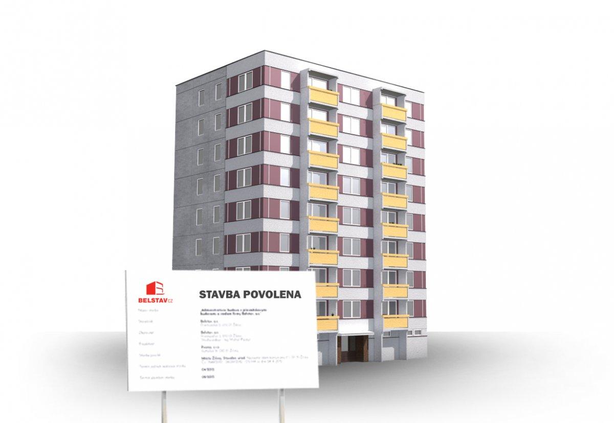 Zajištění stavebního povolení
