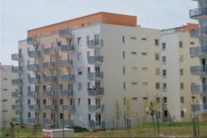 Praha 5, bytový dům Stodůlky