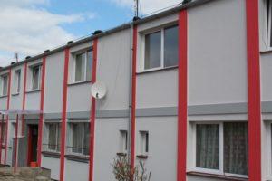 Praha 9 Kyje - pozemní stavba ubytovny