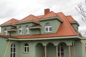 Revitalizace a zateplení fasády