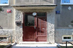Zateplení fasády a revitalizace domu