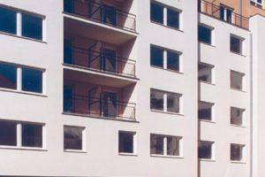 Praha 9, bytový dům, č. 3003