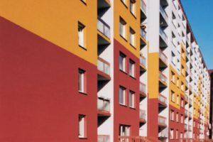 Kompletní revitalizace panelových domů