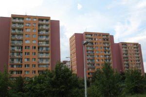 Praha 5, ulice Werichova/Pivcova